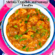 PICTURE Low Carb Instant Pot Shrimp, Crawfish, and Sausage Étouffée This easy low carb kept friendly Instant Pot étouffée will be a new favorite in your house. With a few simple swaps using cauliflower rice, this dish is excellent for low carb dieters. PICTURE Before scrolling down to the recipe, be sure to read my easy tips for making your recipes low carb, keto friendly and delicious. NOTE: We are a participant in the Amazon Services LLC Associates Program, an affiliate advertising program designed to provide a means for us to earn fees by linking to Amazon.com and affiliated sites. PICTURE Question time! What is your favorite cold weather dish? I posed the above question on the Skinny Louisiana Facebook page and received the same style answers: gumbo, stews, soups, and étouffées! Growing up in Houma, LA I knew exactly when each cold front arrived from the amazing of the trinity, onion, pepper, and celery sautéing for a roux for our gumbo, stews, and étouffée. From various seafoods to wild game, gumbo, stews, and étouffées was our cold weather served over a big serving of rice. Delicious! When discussing favorite cold weather dishes with my Yankee (so, he is from the midwest, but anything north of I10 is the north) husband, he had the same glimmer in his eyes and stated his cold weather comfort foods are meat and potatoes. Wha…. Not criticizing, but where is my flavor! Today, we are tackling étouffée. And better yet, make sure to tackle my popular Low Carb King Cake Cheesecake Bars http://www.skinnylouisiana.com/low-carb-king-cake-cheesecake-bars/! Étouffée discussion: Roux or No Roux? Tomatoes or No Tomatoes? A 'roux' is the basis of many of our gumbo, stews, and étouffées. A roux is combination of flour and butter (or other fat) used to add thickness to a dish. Growing up, the shock of not using a roux would have had you disowned by many family members, but in today's health standards, the concern with a roux is the carb content. Similarly striking a nerve, the 