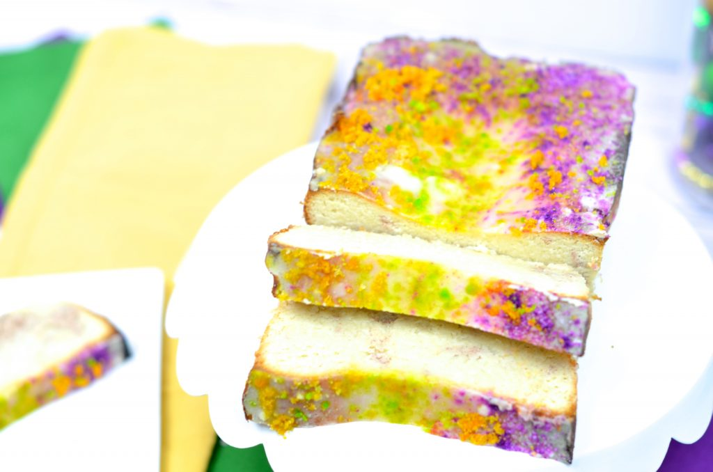 Low Carb Pound Cake Recipes: Low Carb King Cake Pound Cake Bread