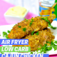 Low Carb Cajun Chicken